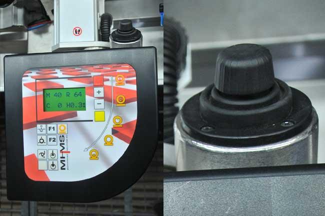 Funcionamiento del cabezal de impresión